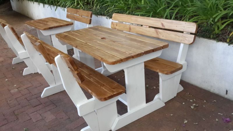 outside wooden tables cape town pallet furniture wooden furniture wooden furniture picnic benches cape town