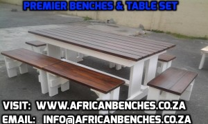 Premier benches in cape town and good wood benches, wooden benches
