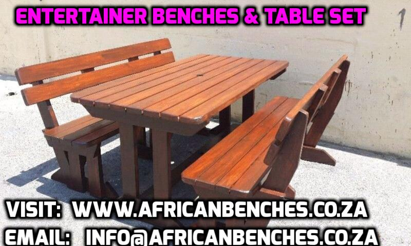 Outdoor Furniture Outdoor Benches Walk In Benches Cape Town