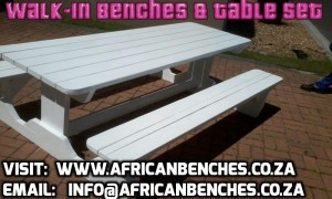 kelbrich benches, modern benches