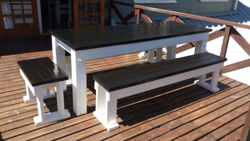 Wooden Furniture Amp Picnic Benches Cape Town