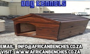 benches company and dog houses
