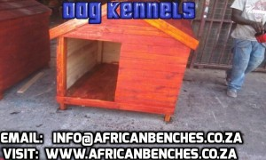 the dog kennel company, and dog houses